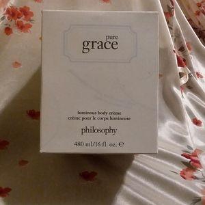 Philosophy Pure Grace